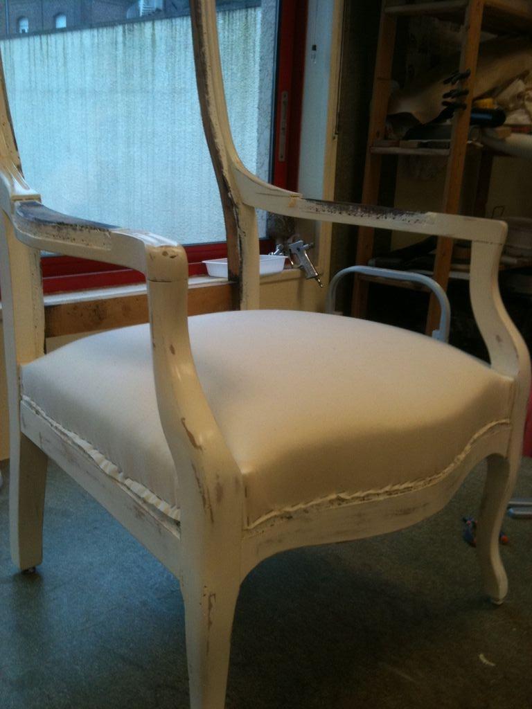 mousse pour refection de fauteuil